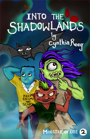 Into the Shaowlands by Cynthia Reeg