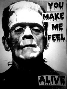 Frankenstein ALIVE